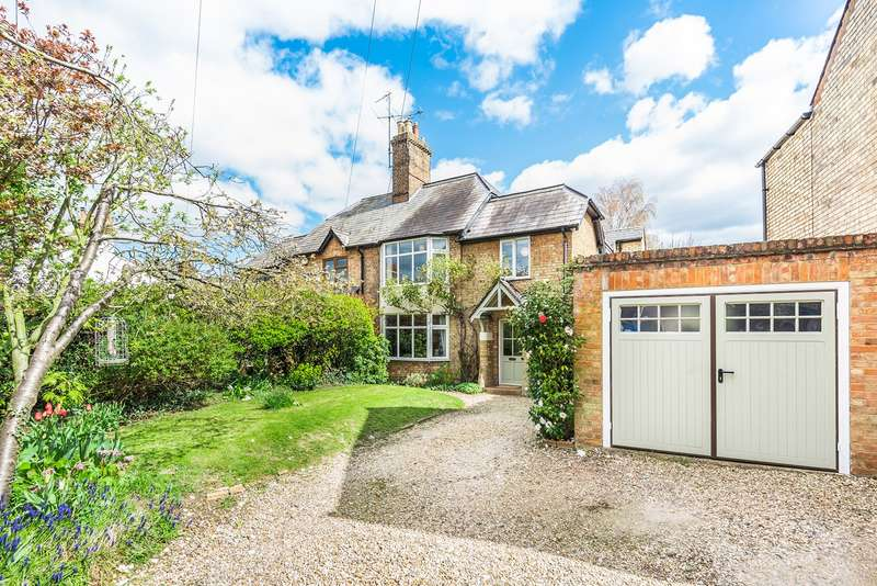 3 Bedrooms Semi Detached House for sale in Ickleford Road, Hitchin, SG5