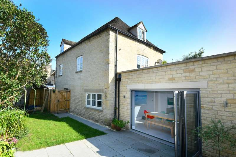 4 Bedrooms Detached House for sale in Albion Street, Cirencester, Gloucestershire