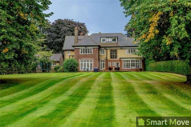 6 Bedrooms Detached House for sale in Park Crescent, Peterborough, Cambridgeshire. PE1 4DX