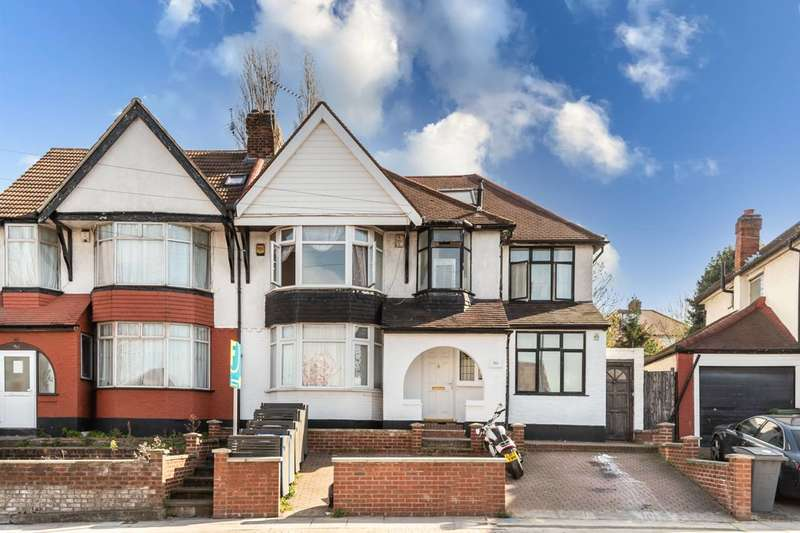 6 Bedrooms House for sale in Tanfield Avenue, Neasden, NW2
