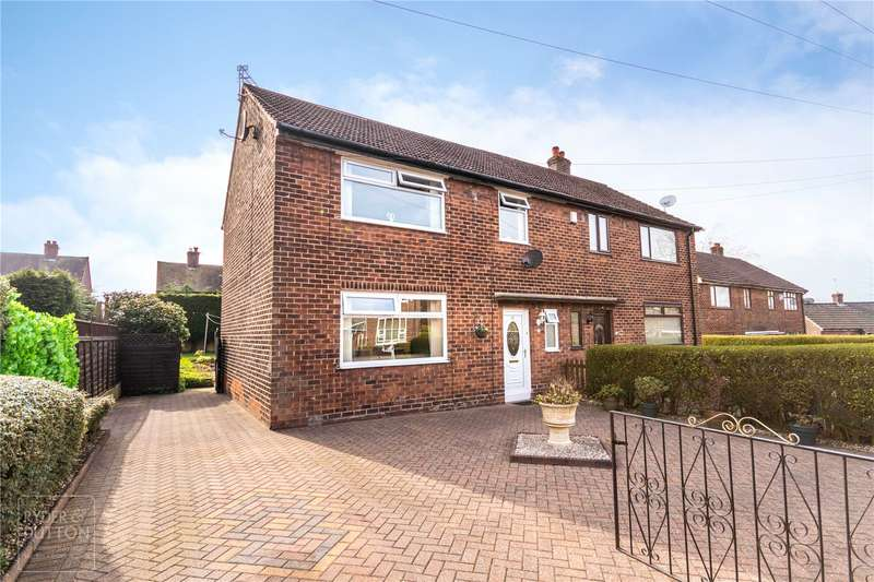 3 Bedrooms Semi Detached House for sale in Rydal Grove, Heywood, OL10