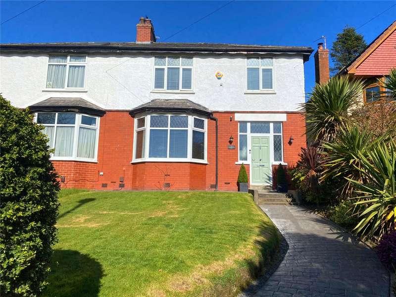3 Bedrooms Semi Detached House for sale in Rochdale Road East, Heywood, OL10