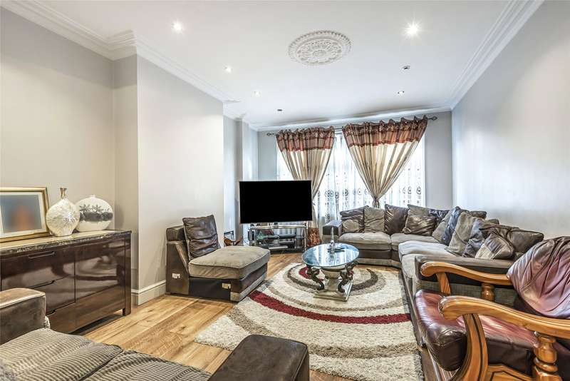 5 Bedrooms Terraced House for sale in Malvern Road, Thornton Heath, Surrey, CR7