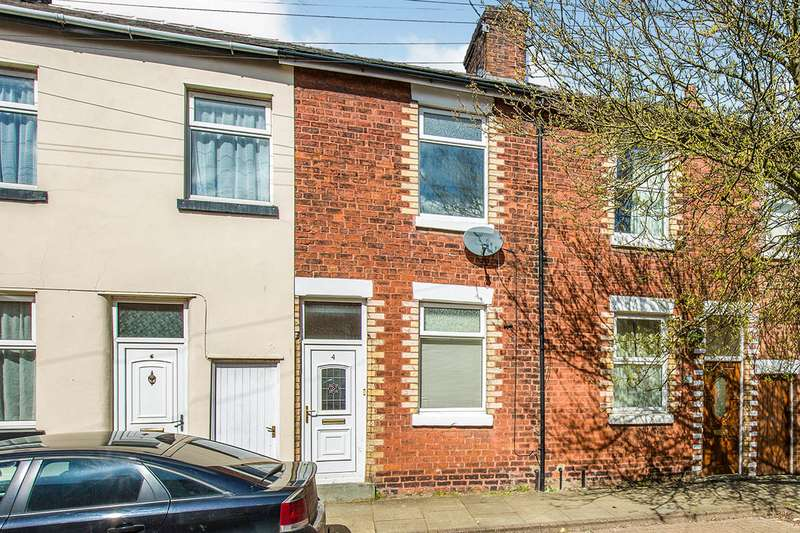 2 Bedrooms House for sale in Clifton Street, Preston, Lancashire, PR1