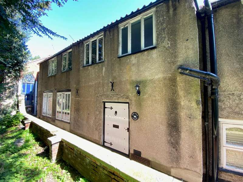 2 Bedrooms Terraced House for sale in Eastgate, Sleaford