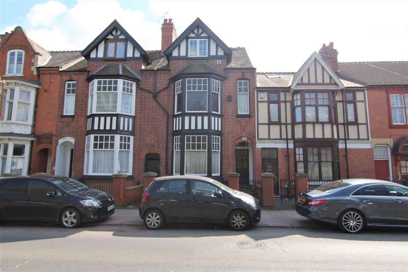 5 Bedrooms Terraced House for sale in East Park Road, Spinney Hills, Leicester LE5