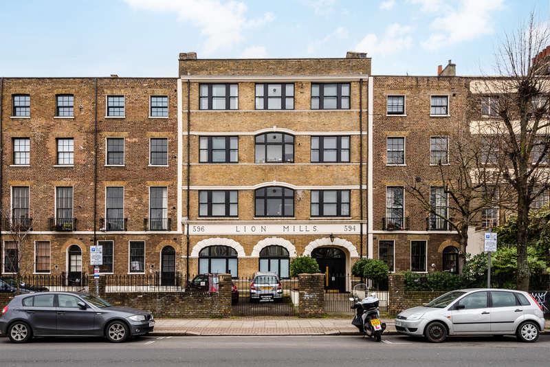 1 Bedroom Flat for sale in Lion Mills, Hackney Road