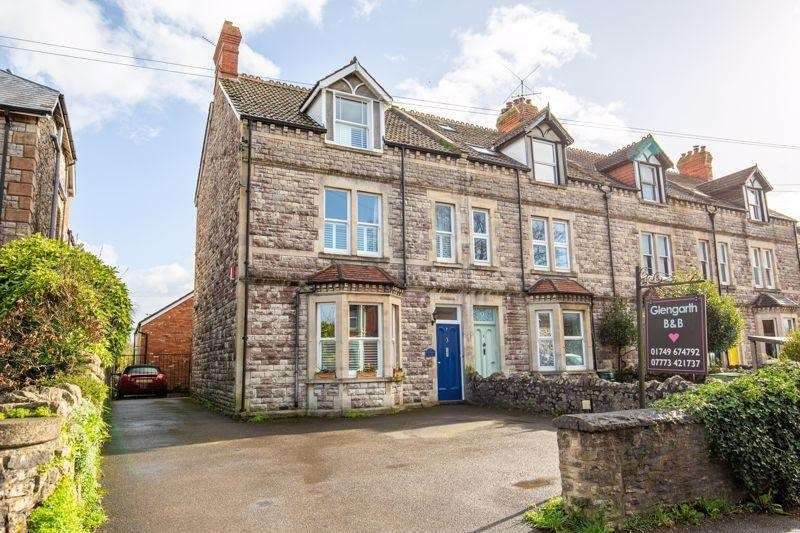 7 Bedrooms End Of Terrace House for sale in Glastonbury Road, Wells, BA5