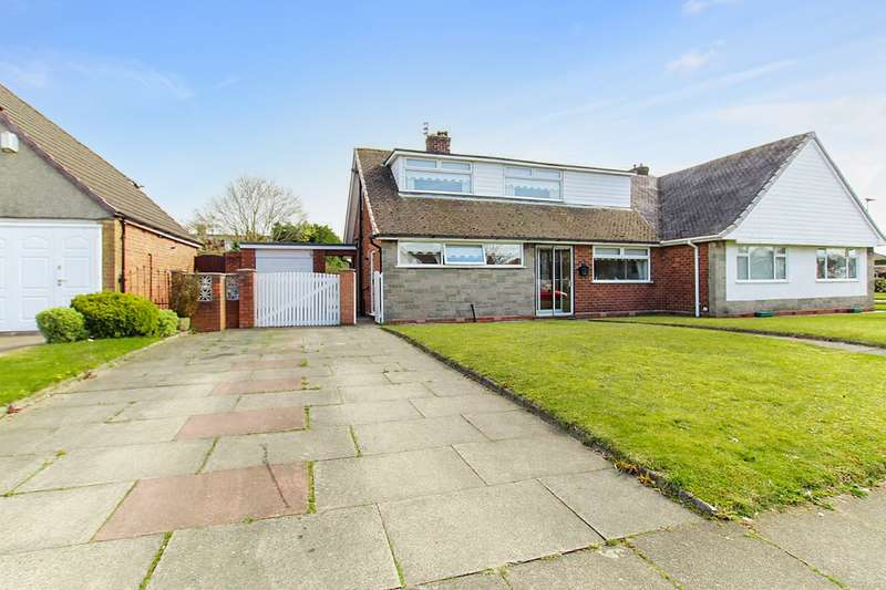 3 Bedrooms Semi Detached House for sale in Welbeck Road, Ashton-in-Makerfield, Wigan, WN4