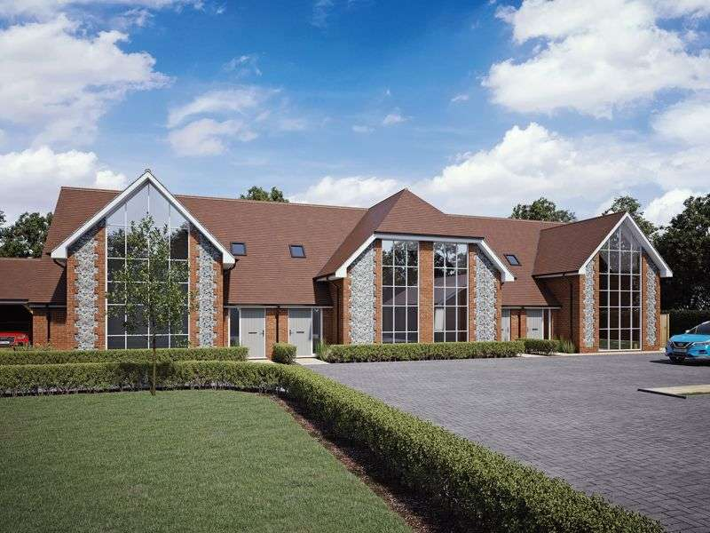 3 Bedrooms Property for sale in Plot 3, Dibden Hill, Chalfont St. Giles