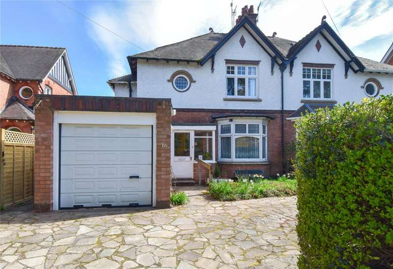 4 Bedrooms Semi Detached House for sale in College Road, Bromsgrove, B60