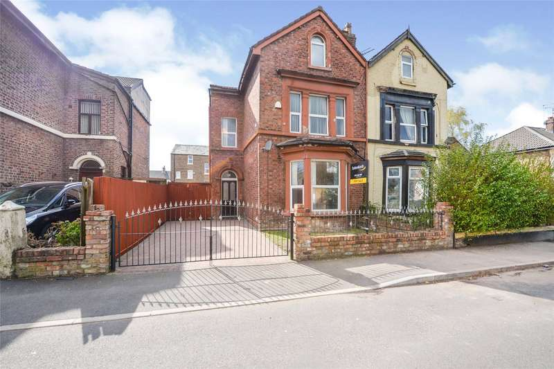 6 Bedrooms Semi Detached House for sale in Osborne Road, Tuebrook, Liverpool, L13