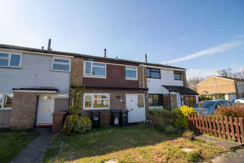 3 Bedrooms Terraced House for sale in Strawberry Fields, Luton