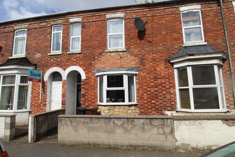 3 Bedrooms Terraced House for sale in Ripon Street, Lincoln, Lincolnshire, LN5
