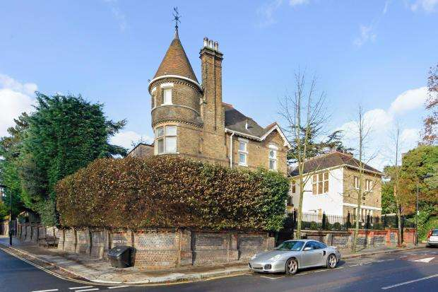 10 Bedrooms Detached House for rent in Frognal, Hampstead, NW3, NW3