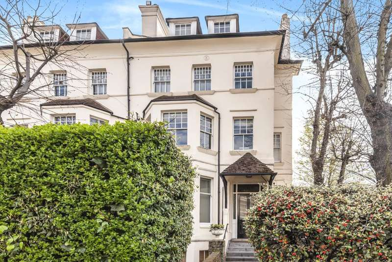 2 Bedrooms Flat for sale in Abbey Road, St Johns Wood, NW8