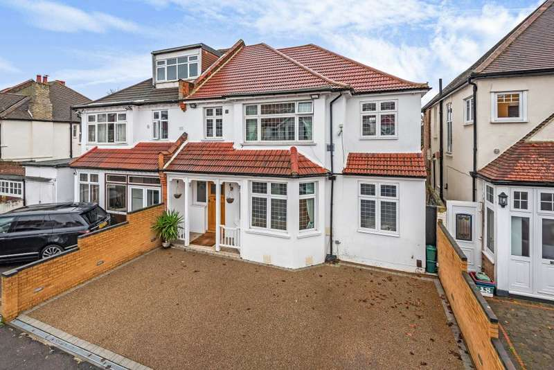 6 Bedrooms Semi Detached House for sale in Thornbury Avenue, Isleworth, TW7