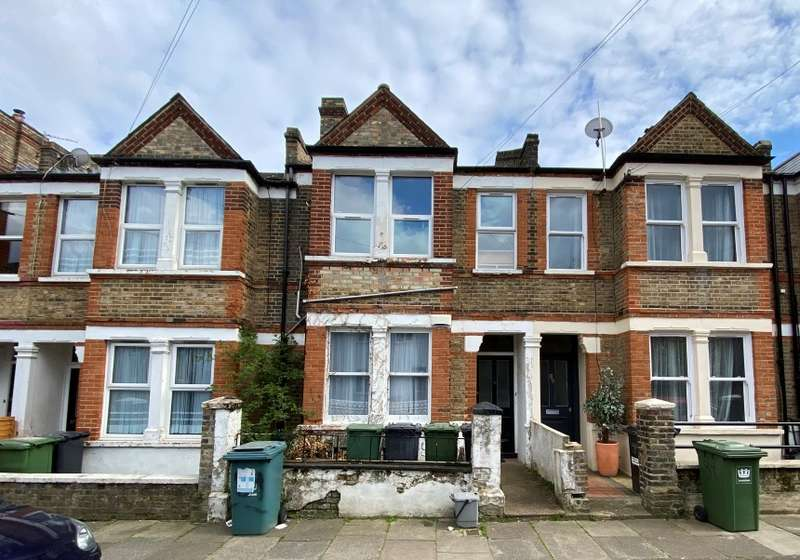 2 Bedrooms Terraced House for sale in Arica Road, Lewisham, London, SE4 2PS