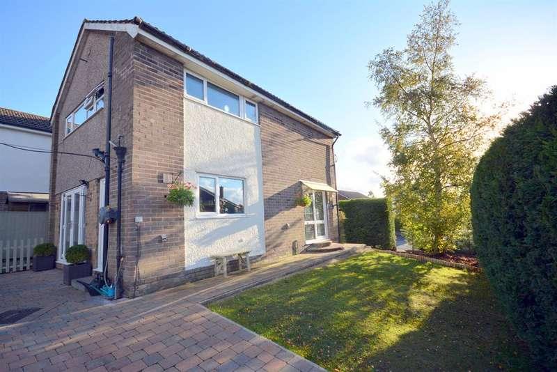 3 Bedrooms Detached House for sale in Bentley Close, Matlock, DE4 3GF