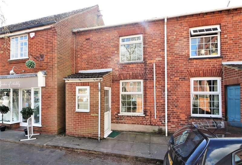 2 Bedrooms Terraced House for sale in Brookside, Ashby-De-La-Zouch, LE65 1JW
