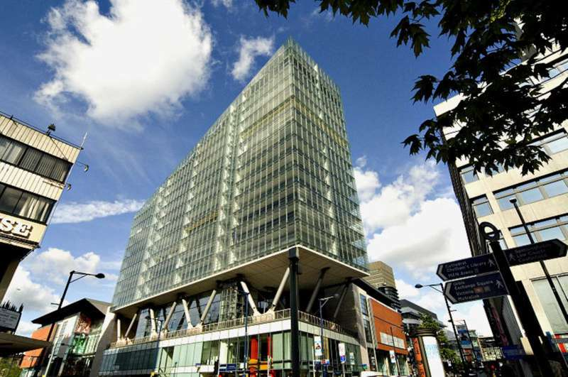 2 Bedrooms Apartment Flat for sale in VIRTUAL TOUR AVAILABLE No1 Deansgate, Manchester