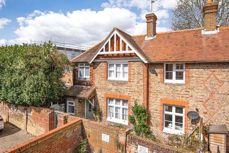 2 Bedrooms Cottage House for sale in Eton, Berkshire, SL4