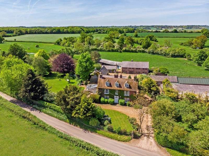 8 Bedrooms Detached House for sale in Kings Walden Road, Offley, Hitchin, Hertfordshire