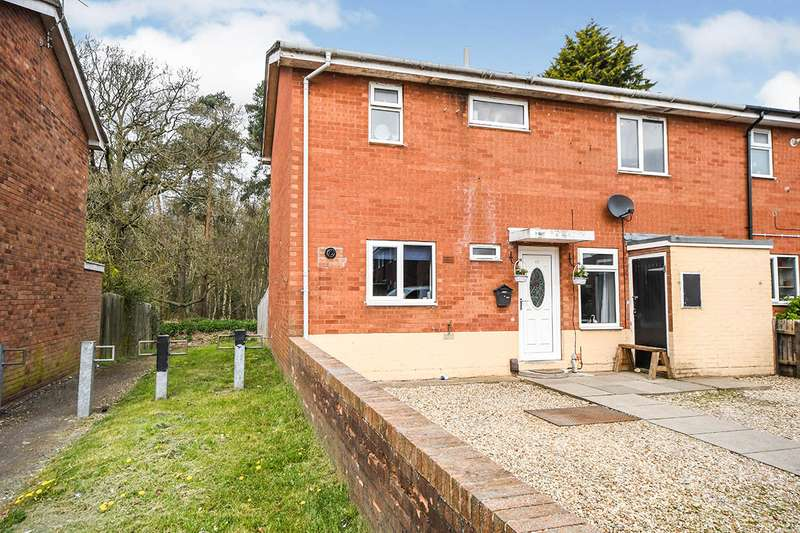3 Bedrooms End Of Terrace House for sale in Staverton Crescent, Lincoln, Lincolnshire, LN6