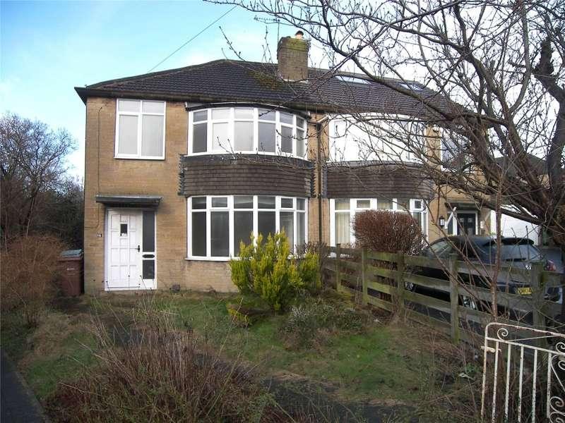 3 Bedrooms Semi Detached House for sale in 16 West Lodge Gardens, Chapel Allerton, Leeds, West Yorkshire