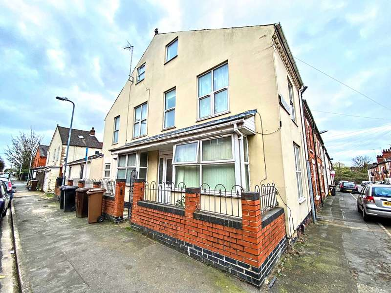 6 Bedrooms End Of Terrace House for sale in Winn Street, Lincoln, LN2