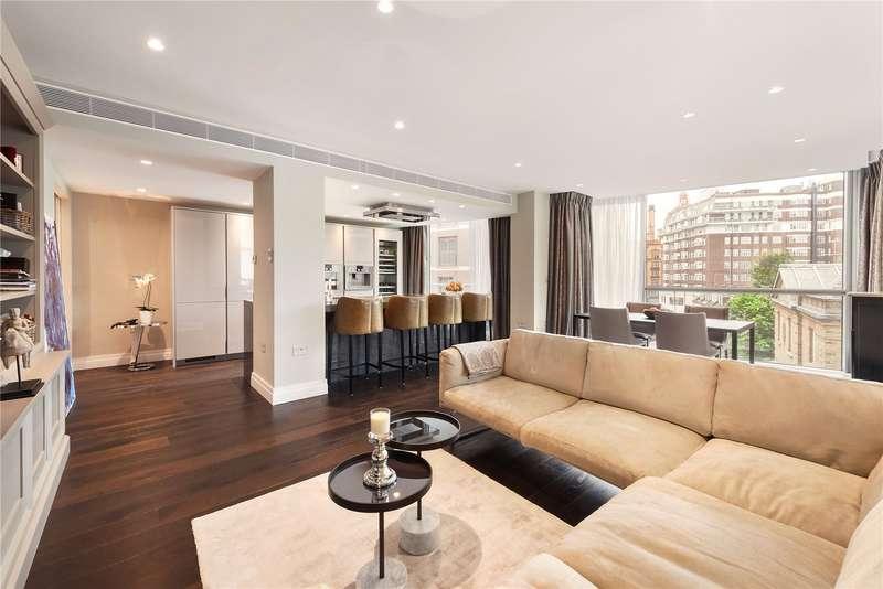 2 Bedrooms Flat for sale in The Knightsbridge, Knightsbridge, London