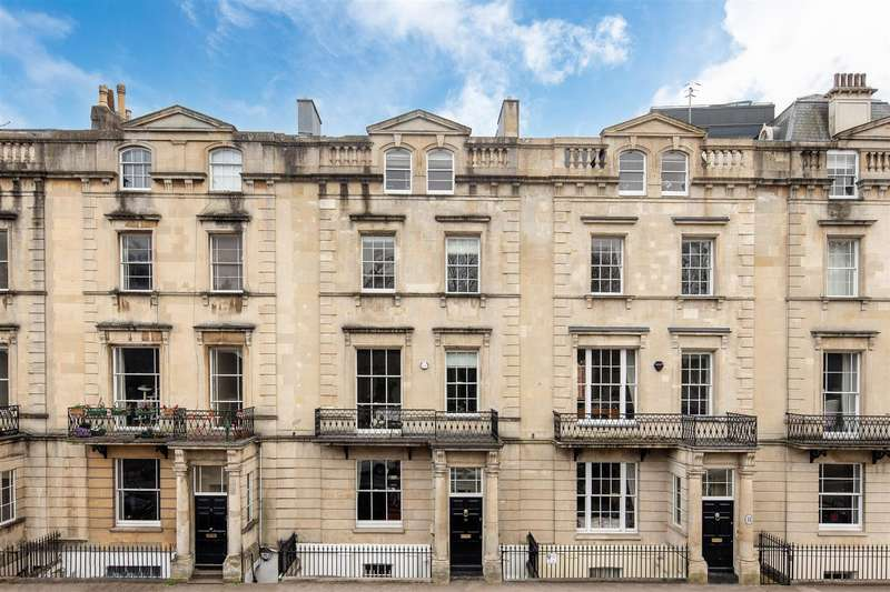 5 Bedrooms House for sale in Gloucester Row, Clifton, Bristol, BS8