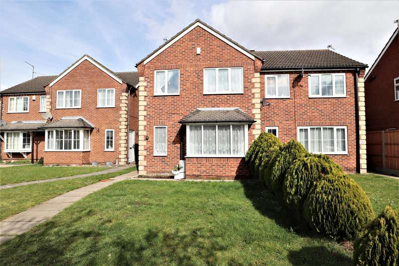 3 Bedrooms Semi Detached House for sale in Shays Drive, Lincoln