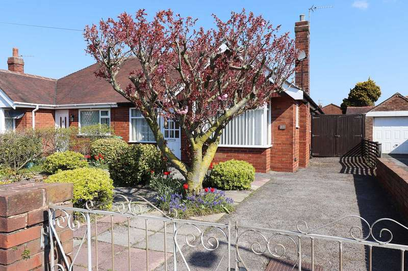 3 Bedrooms Semi Detached Bungalow for sale in Boston Road, St Annes