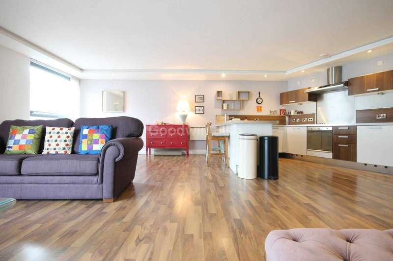 2 Bedrooms Apartment Flat for sale in Vicus, 73 Liverpool Road, Castlefield