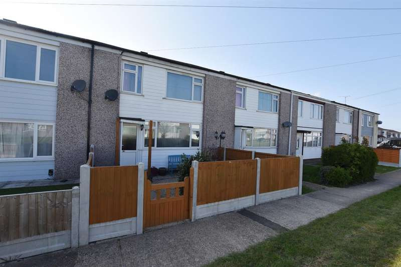 3 Bedrooms Terraced House for sale in First Avenue, Canvey Island