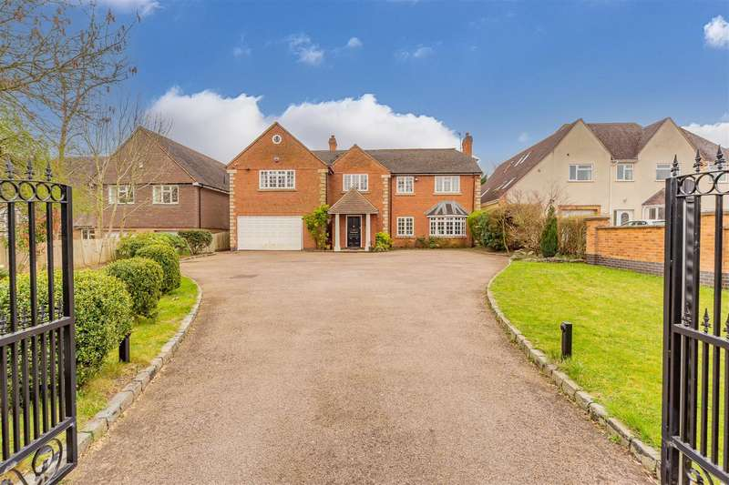 6 Bedrooms Detached House for sale in Gartree Road, Oadby, Leicester