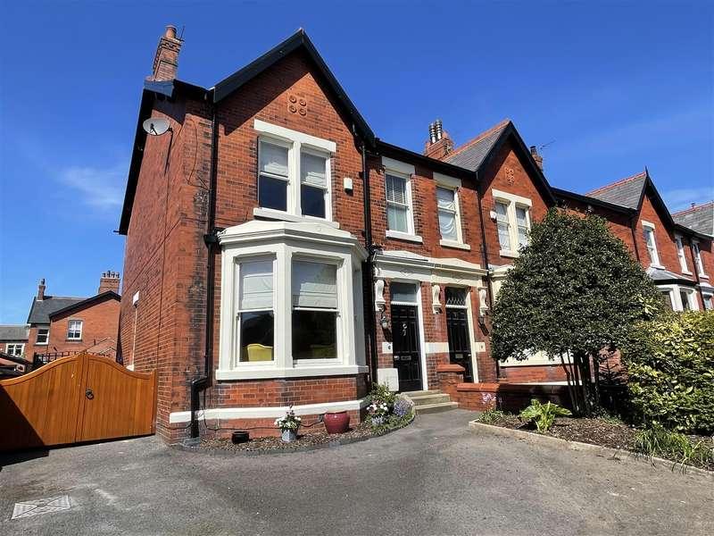 5 Bedrooms Semi Detached House for sale in Eden Avenue, Lytham