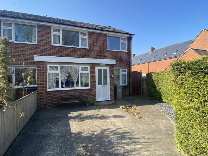 4 Bedrooms Semi Detached House for sale in Riverhead, Louth, LN11 0DD