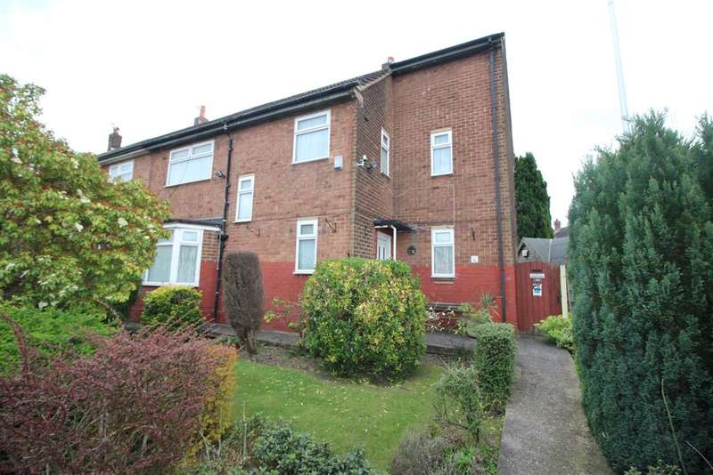 4 Bedrooms End Of Terrace House for sale in Ossington Walk, Manchester, M23 0HA