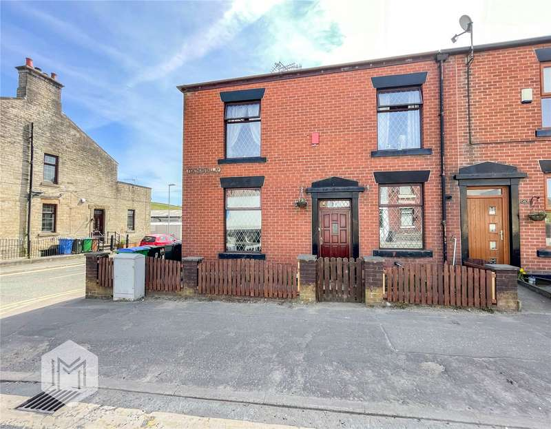 2 Bedrooms Terraced House for sale in Featherstall Road, Littleborough, OL15
