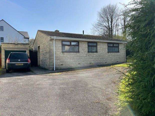 3 Bedrooms Detached Bungalow for sale in Yew Tree Close, Dursley