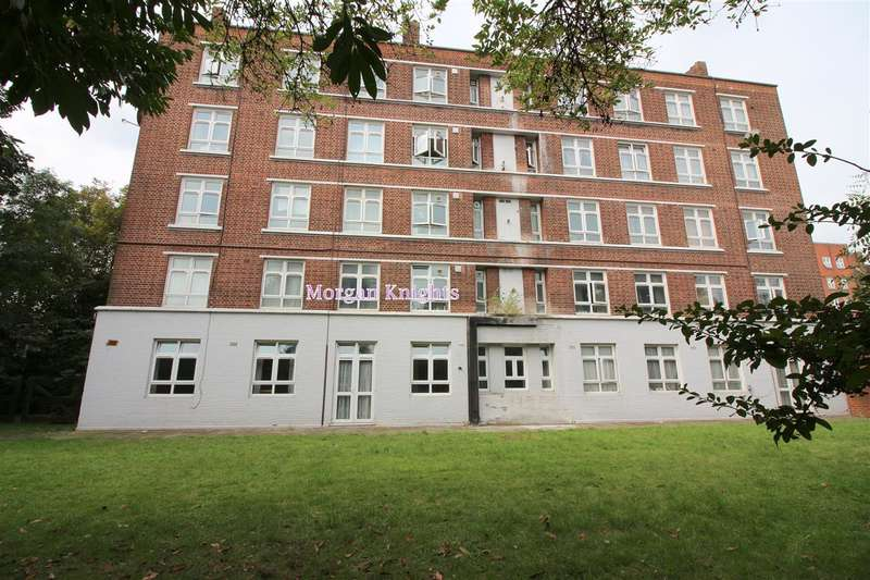 5 Bedrooms Apartment Flat for sale in Nelson Mandela House, Stoke Newington
