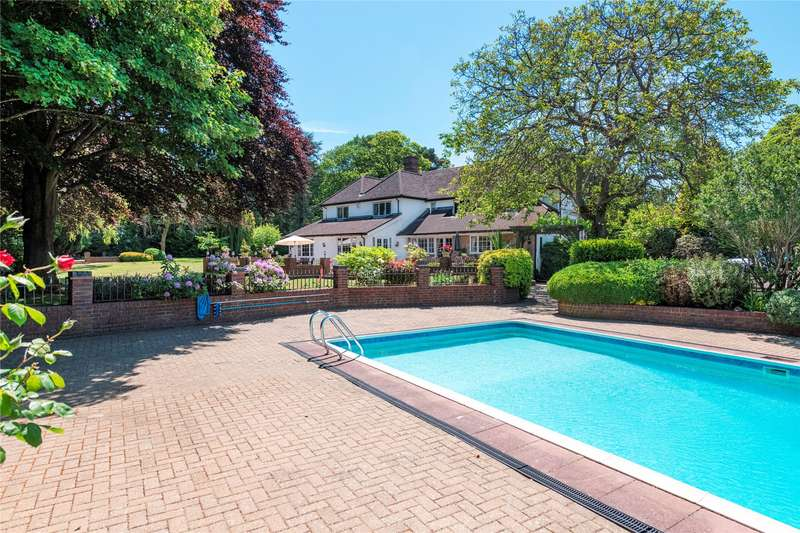 6 Bedrooms Detached House for sale in Rushmore Hill, Knockholt, Sevenoaks, Kent, TN14