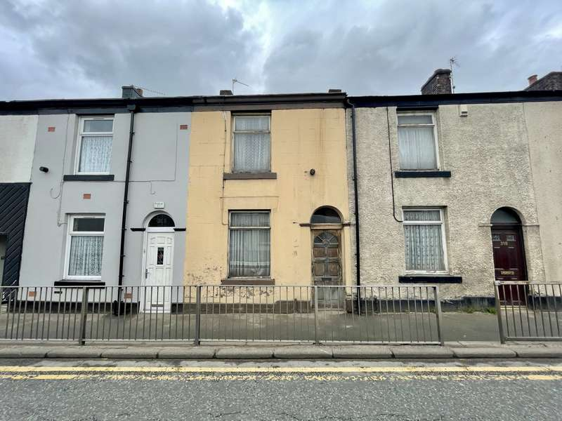 2 Bedrooms Terraced House for sale in Tottington Road, Bury, BL8