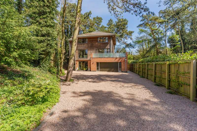 5 Bedrooms Detached House for sale in Station Road, Lutterworth