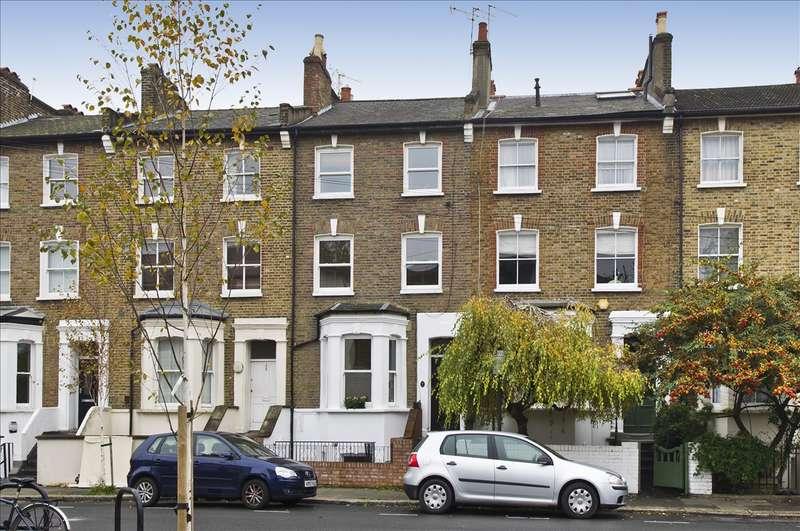 5 Bedrooms Terraced House for sale in Cathnor Road, Shepherd's Bush W12