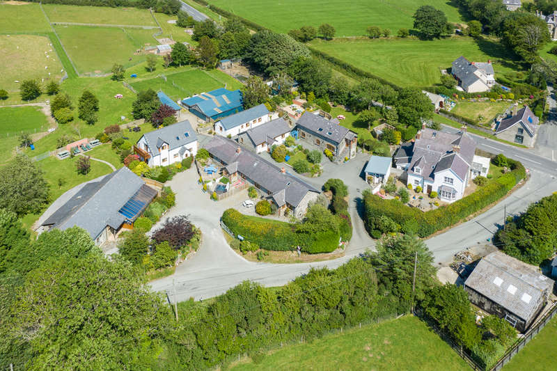 26 Bedrooms Country House Character Property for sale in Croft Farm and Celtic Cottages, St Dogmaels, Pembrokeshire,
