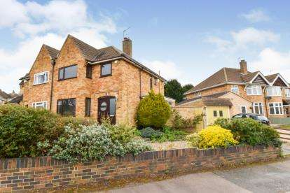 3 Bedrooms Semi Detached House for sale in Barngate Close, Birstall, Leicester, Leicestershire