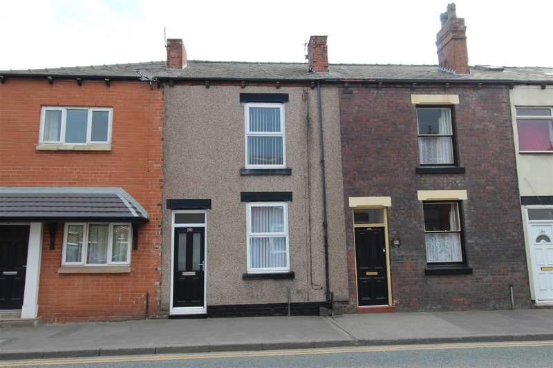 2 Bedrooms Terraced House for sale in Atherton Road, Hindley, Wigan, WN2 3XD